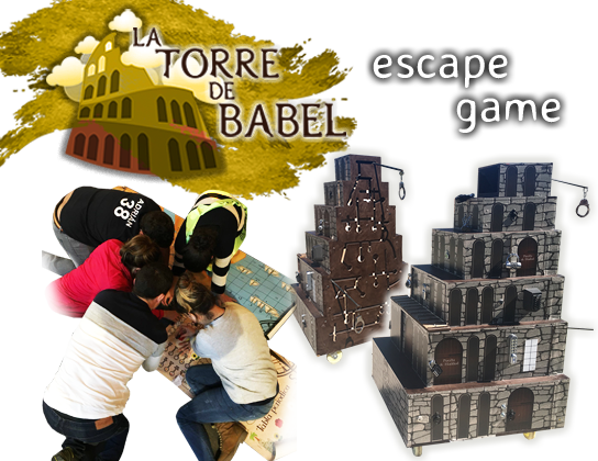 Torre de Babel | Escape Game
